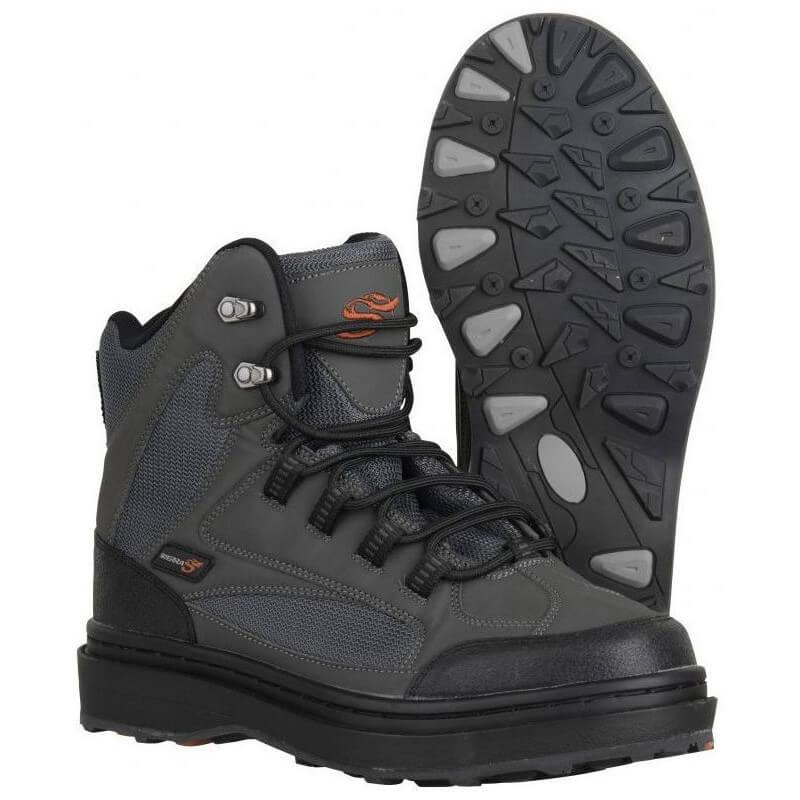 chaussures de wading tracer crantées scierra