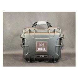 valise lithium lifepo4 24 v 100 amp + 1 sortie sondeur 20 amp bsr