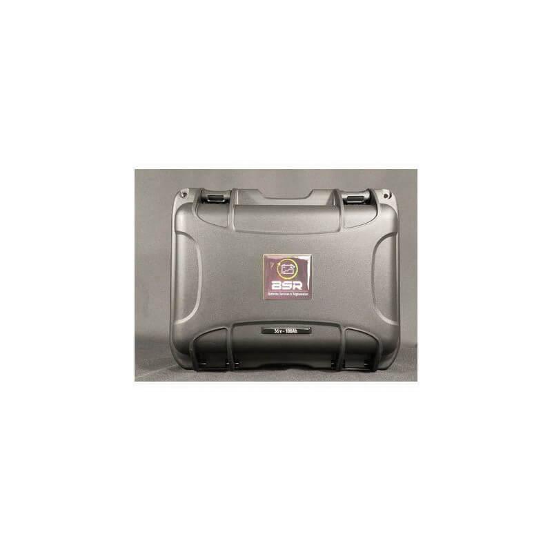 valise lithium lifepo4 36v 100 amp sans sortie 12 v bsr