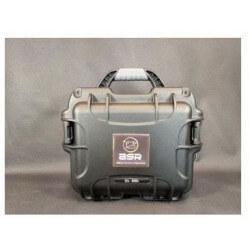 valise lithium lifepo4 12v - 100 a + 1 sortie sondeur 20 amp bsr