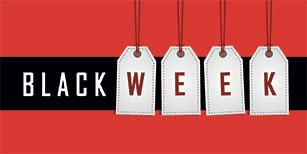 Black Week chez Tous les sites