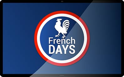 French days chez Tous les sites